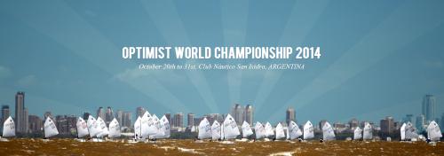 Mundial Optimist 2014 - Site