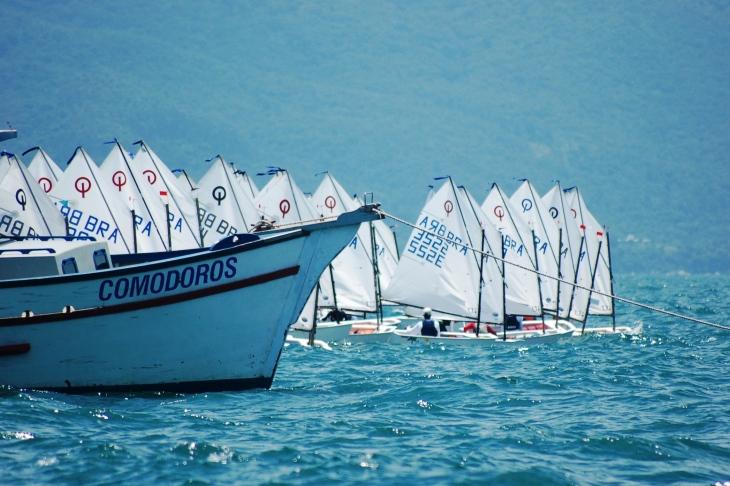 3º Dia de regatas individuais - Foto: Volnys Bernal