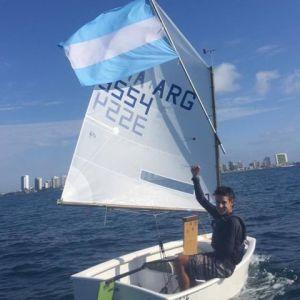 Winner ARG 3554 Juan Ignacio Queirel