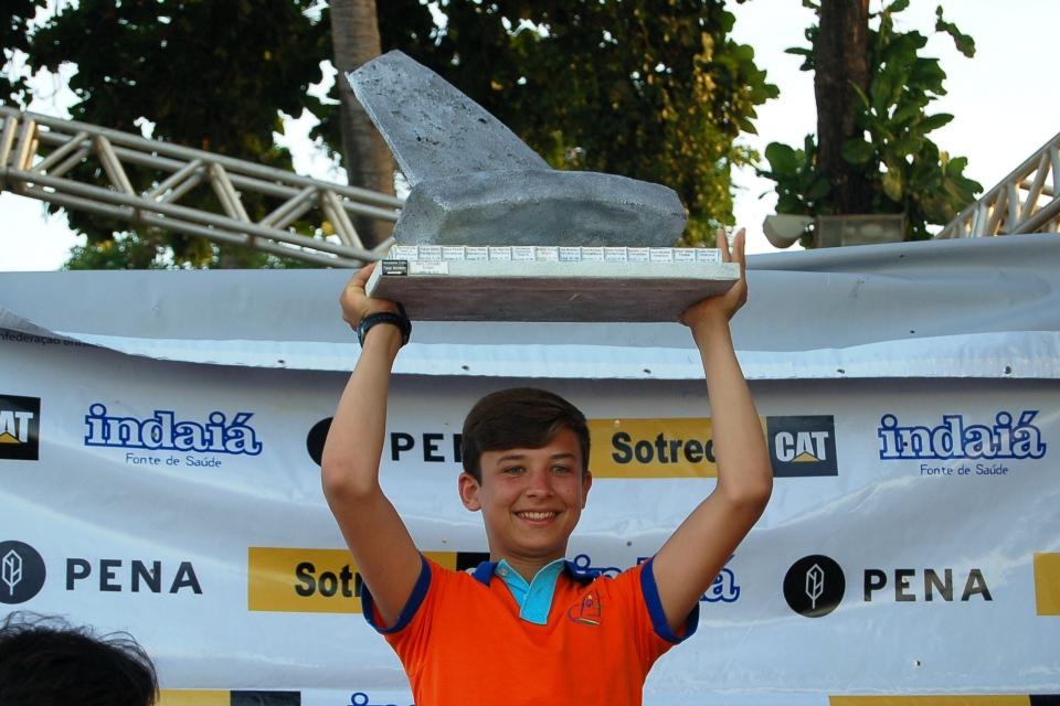 Campeão Norte Nordeste da categoria geral.