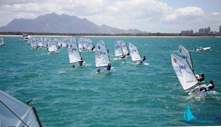 Regata do 1º dia (Foto do evento)