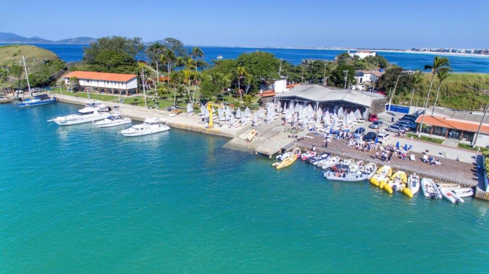 Subsede Cabo Frio do ICRJ (Foto: Christian Amaral)