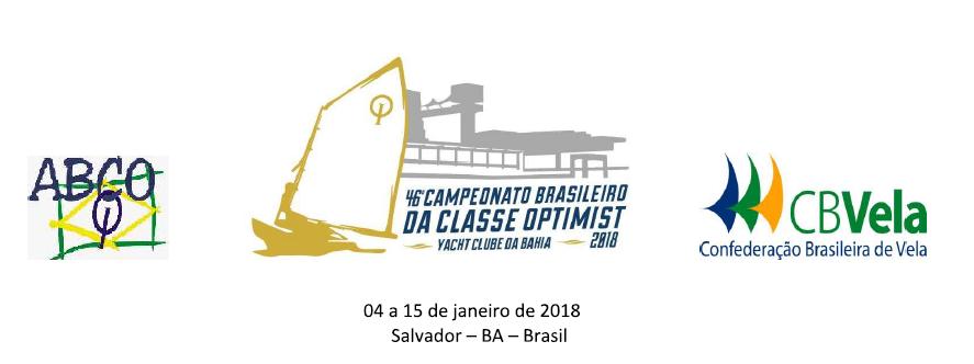 Campeonato Brasileiro de Optimist 2018