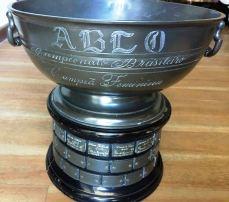 Troféu da campeã feminina